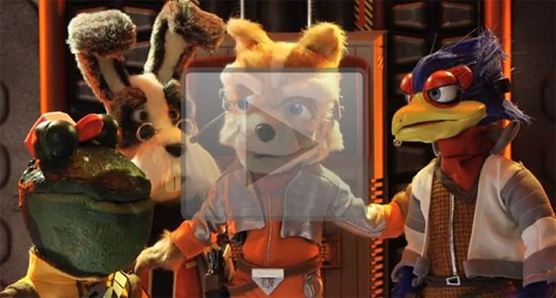The Fantastic Mr. Star Fox is exactly what you think it is