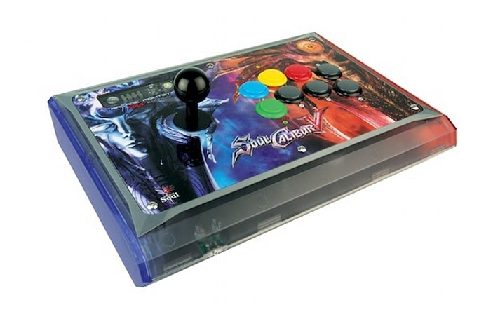Mad Catz proves its soul still burns with Soul Calibur V Arcade FightStick Soul Edition