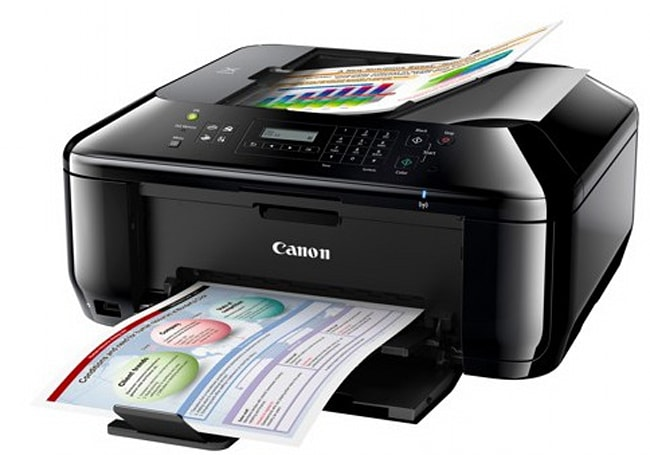 Canon unveils two AirPrint printers, thinks you should print more stuff from your iPad