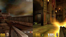 Nokia Quake III gains on-phone server, Bluetooth keyboard and mouse support