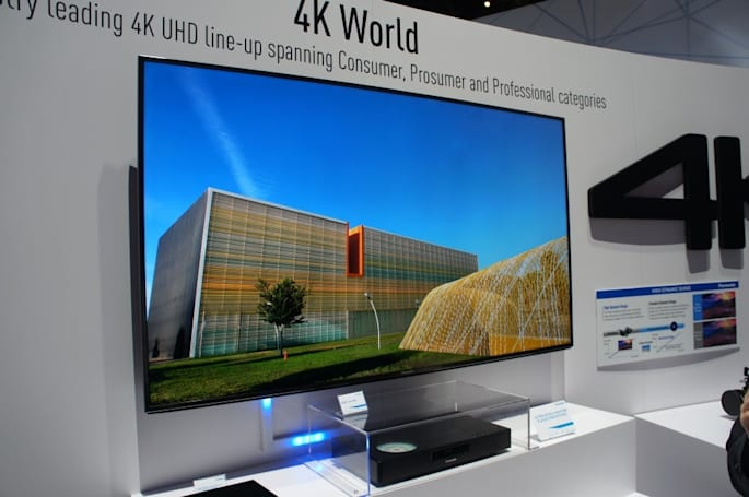4K movies are coming to Blu-ray discs and hard drives