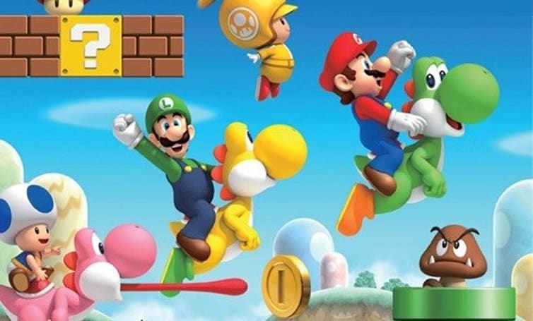 New Super Mario Bros Wii crosses 10 million copies sold