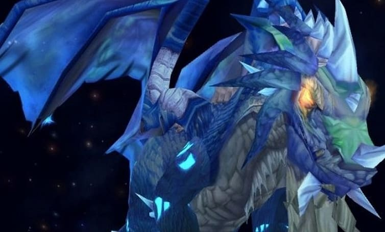 Know Your Lore: The Blue Dragonflight
