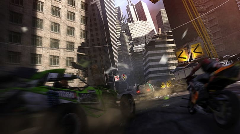 MotorStorm: Apocalypse announced, racing to E3