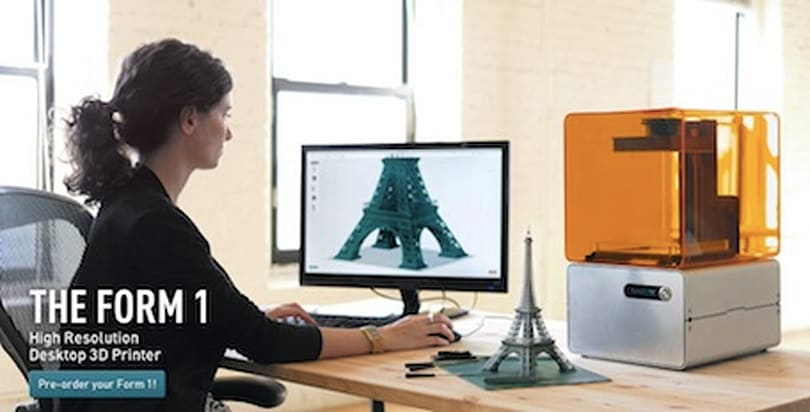 Formlabs releases PreForm OS X software for its 3D printer