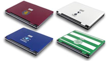 Fujitsu Siemens kits up with football club crested laptops