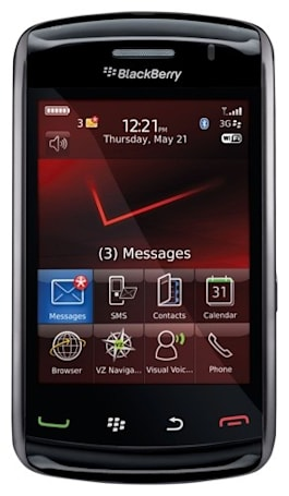 Verizon Storm2 on October 28th, BlackBerry OS 5.0 for original Storm out now