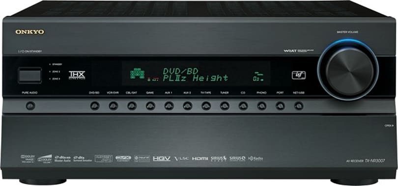 Onkyo's top-end TX-NRx007 receivers land stateside