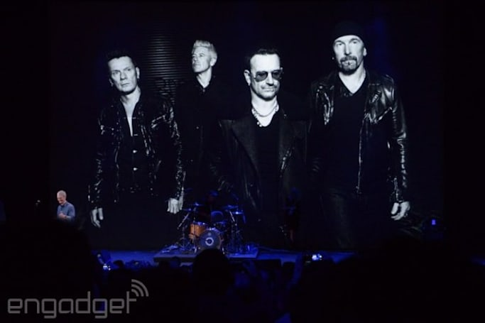 ​U2's free album spread to 81 million iTunes users