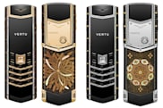 Vertu reminds us it's still alive with million-Yen phones, still tasteless as ever