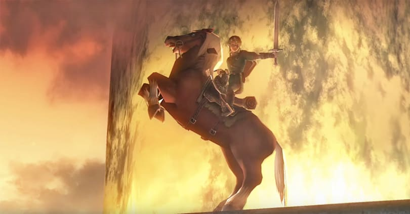 See the new tricks in 'Legend of Zelda: Twilight Princess HD'