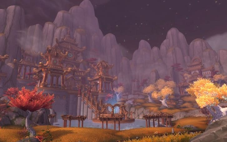 People live in Pandaria; or, our house in the middle of the sea