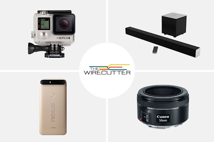 The Wirecutter's best deals: The Nexus 6P, a GoPro, and more!