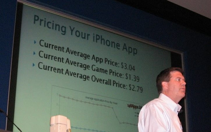 Voices that Matter iPhone: App Store prices