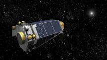 NASA's Kepler space telescope is back in good health