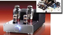 Elekit's TU-873KEII tube amplifier for DIYers who can