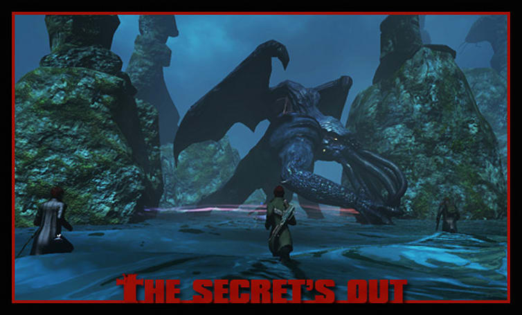 The Stream Team: The Secret World's First Nightmare (dungeon)