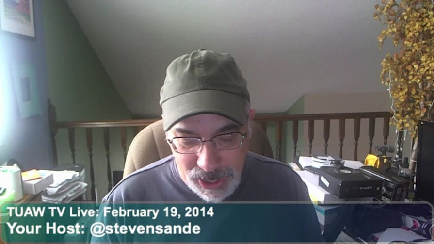 TUAW TV Live for February 19, 2014