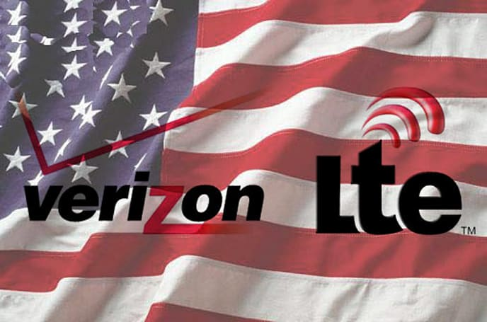 US leads global LTE adoption, rides Verizon's coattails