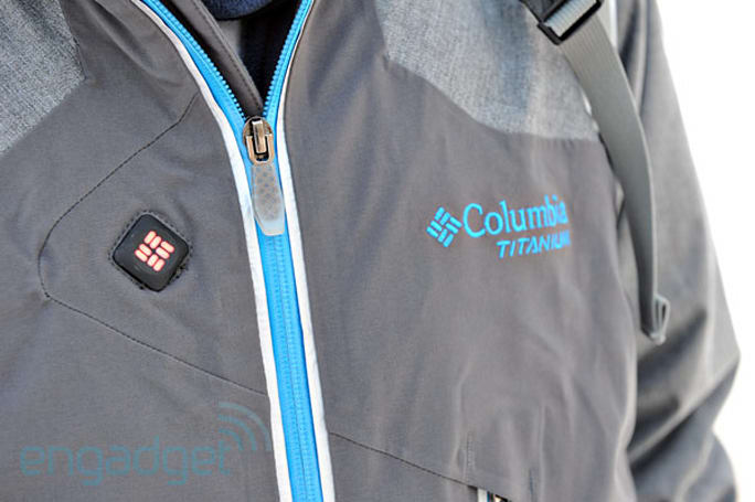Columbia Omni-Heat Circuit Breaker Softshell electric / heated jacket review