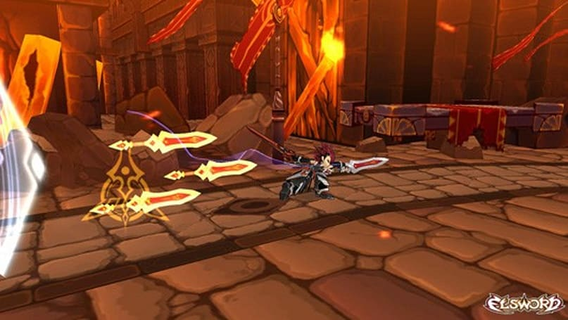 Massively Exclusive:  Elsword trailer introduces the new Infinity Sword class