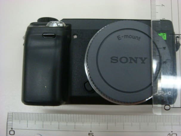 Sony's NEX-6 satisfies the FCC with paperwork, guts