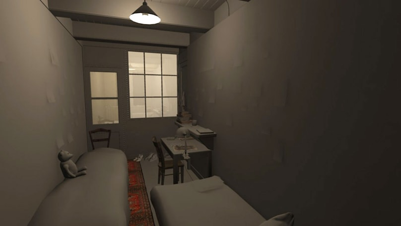 Anne Frank's story to be told in VR