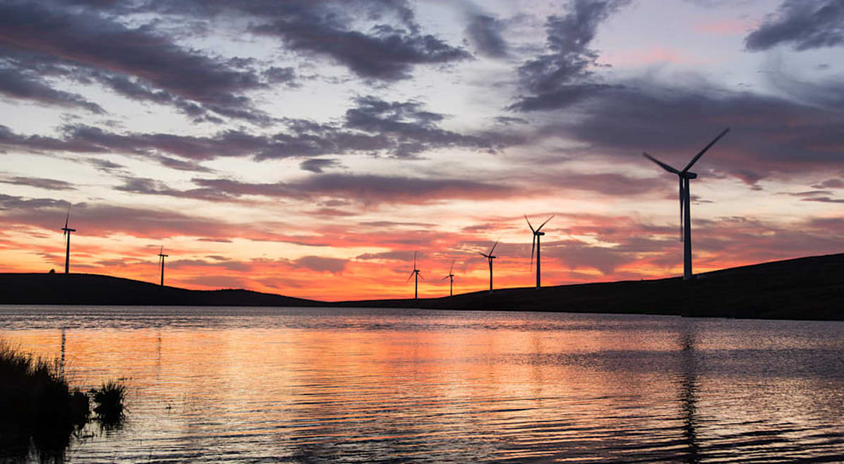 Half Of The UK's Electricity Now Comes From Wind, Solar And Nuclear