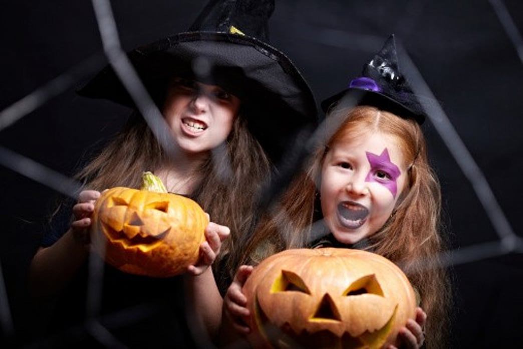 The dos and don'ts of Halloween makeup on children