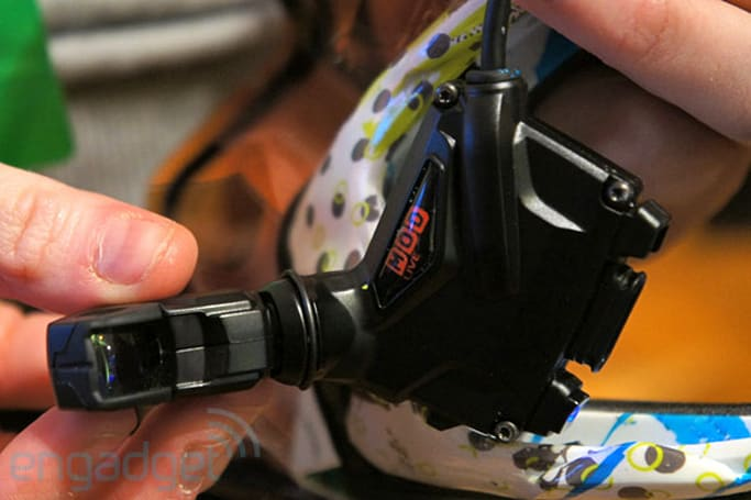 MOD and MOD Live Android ski goggles give extreme analytics, we go eyes-on (video)