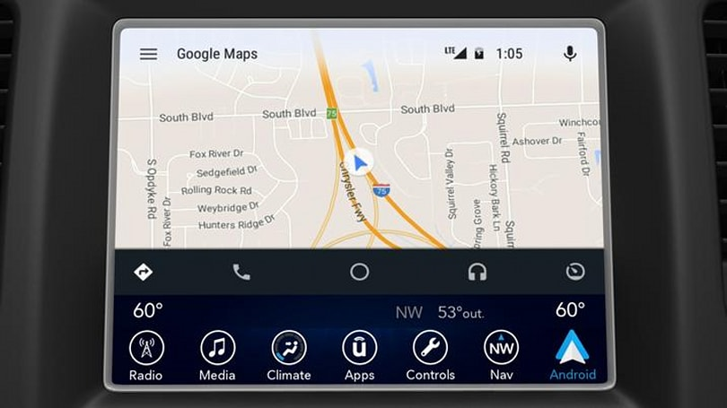 Fiat Chrysler adding Android Auto and Apple CarPlay support