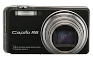 Ricoh Caplio R6 adds face detection to the R5