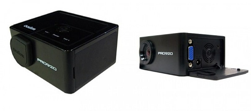 Kairen's Projector X Pro920M is small, but not impressively so