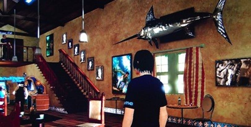 New Watchmen gear and upcoming interactive spaces for PlayStation Home