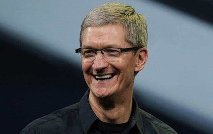 Apple's board modifies Tim Cook's 2011 stock award to be based on performance