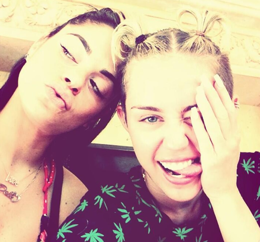 Miley Cyrus is growing her hair out: saying goodbye to the pixie cut