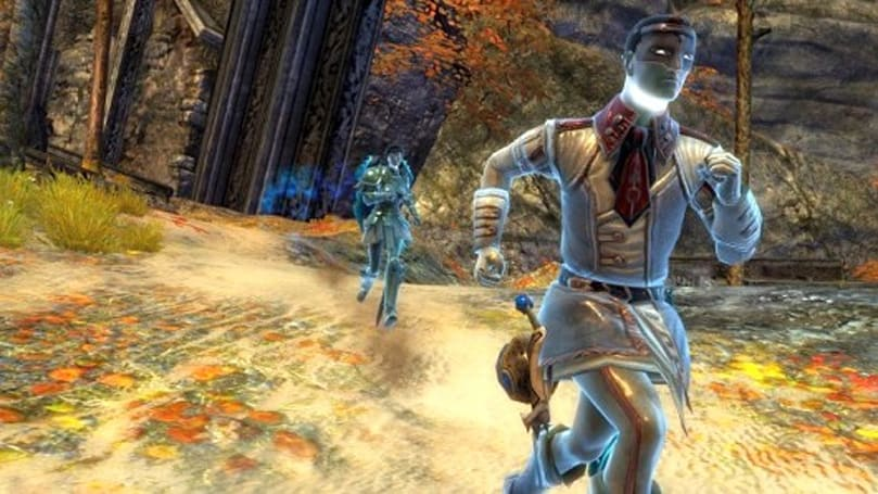 Another day closer to release, another Guild Wars 2 stress test