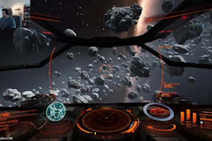 E3 Streams: 'Elite: Dangerous' Interview with David Braben