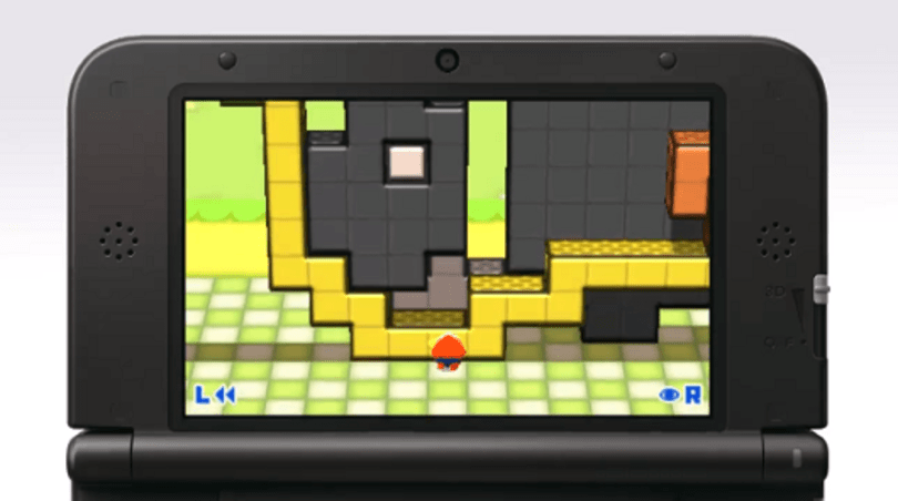 Pushmo sequel 'Fallblox' heading to 3DS in November [update: In North America Nov. 22]