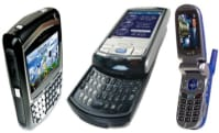 Sprint launches IP-830W, SCP-8400 and BlackBerry 8703e with GPS