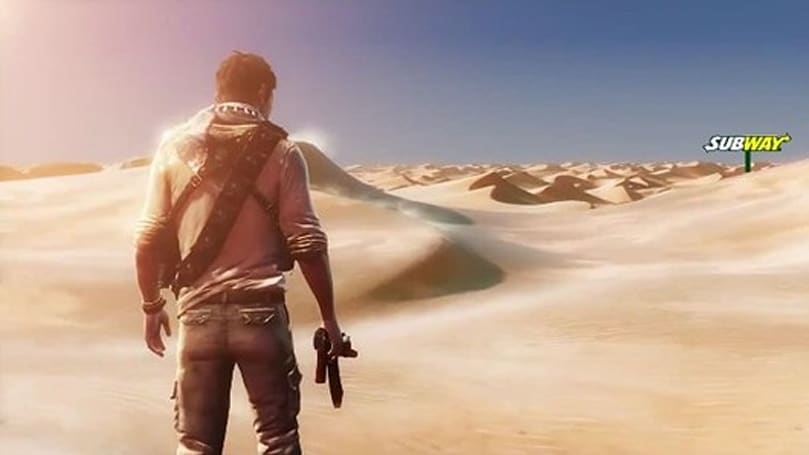 PSA: Uncharted 3's multiplayer available at Subway