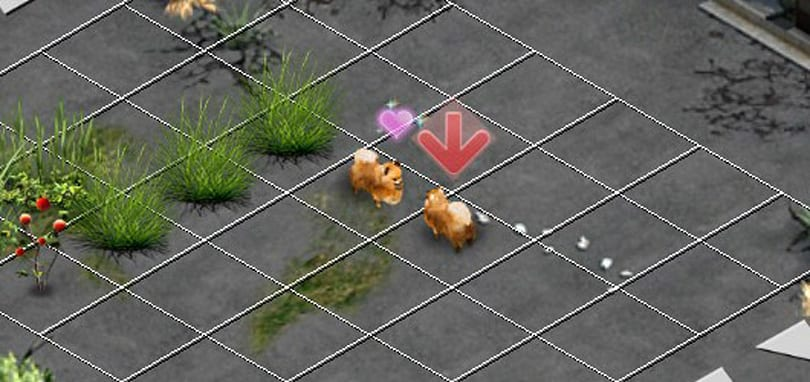 It's a dog-eat-dog world in Tokyo Jungle Mobile