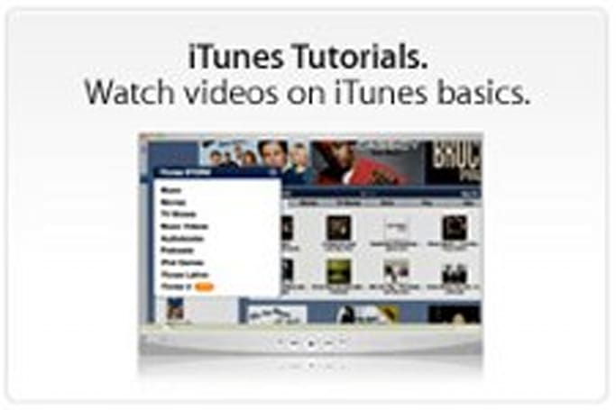 Apple posts iTunes tutorials