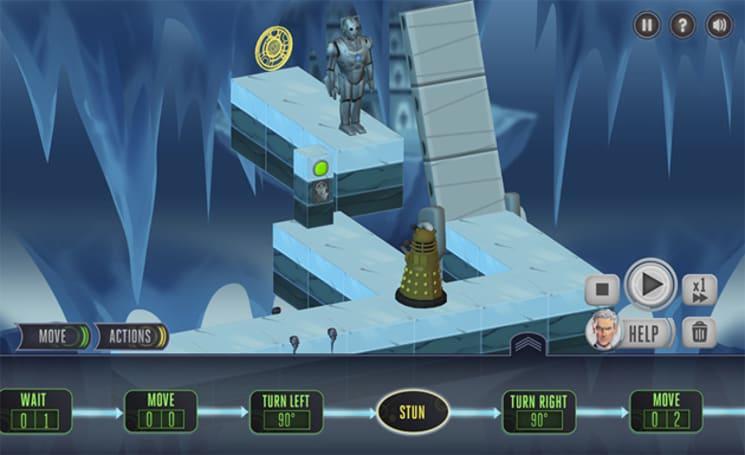 'Doctor Who' coding game for kids arrives on tablets