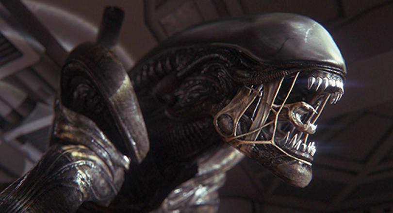 Meet the xenomorph in this behind the scenes Alien: Isolation trailer