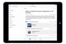 iTunes U update will bring course creation and student discussion to iPad app