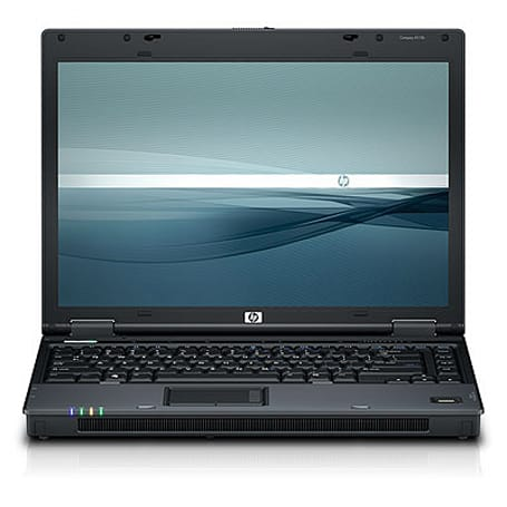 Penryn sweeps across HP Compaq business laptops