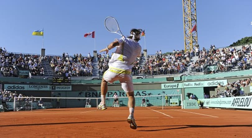 French Tennis Open 3D broadcasts going out across Europe