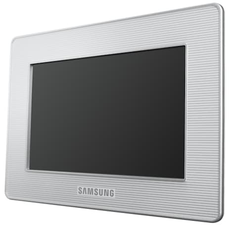Samsung debuts SPH-72H and WiFi-capable SPH-72V photo frames