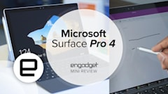Mini review video: Our verdict on the Surface Pro 4 in under a minute